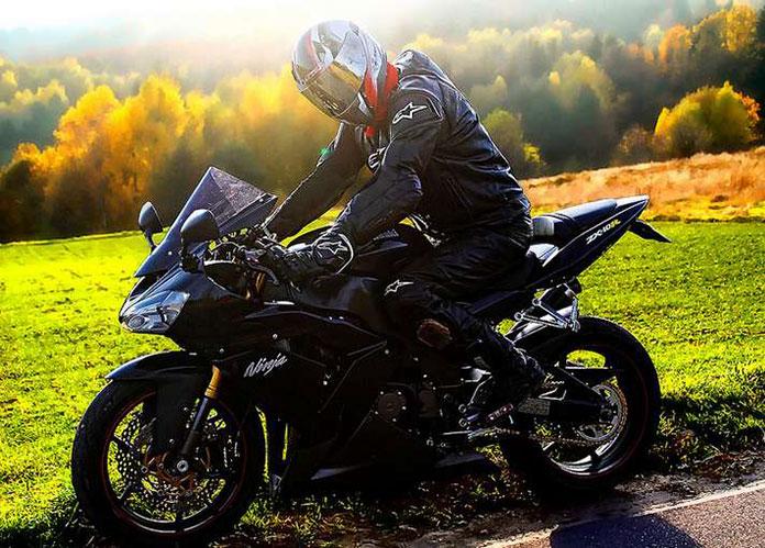 Sklep dla motocyklistów