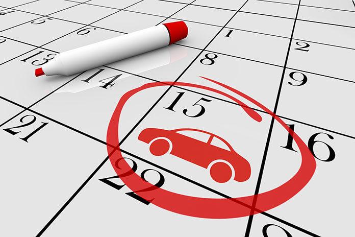 Terminowy przegląd samochodów firmowych: co, jeśli się spóźnisz