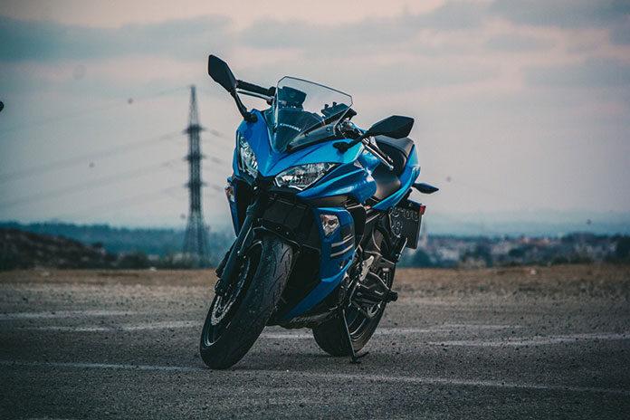 Jak wybrać opony do motocykla