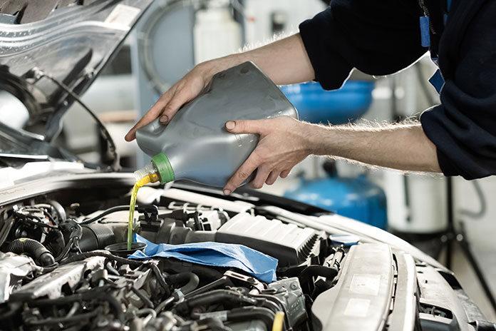 Preparat do regeneracji silnika